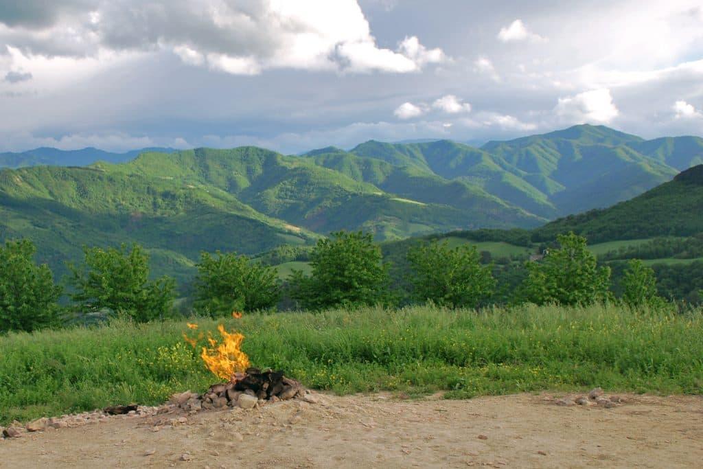 Tredozio (FC) – Vulcano Monte Busca, ph.Lamberto Zannotti via Wikimedia