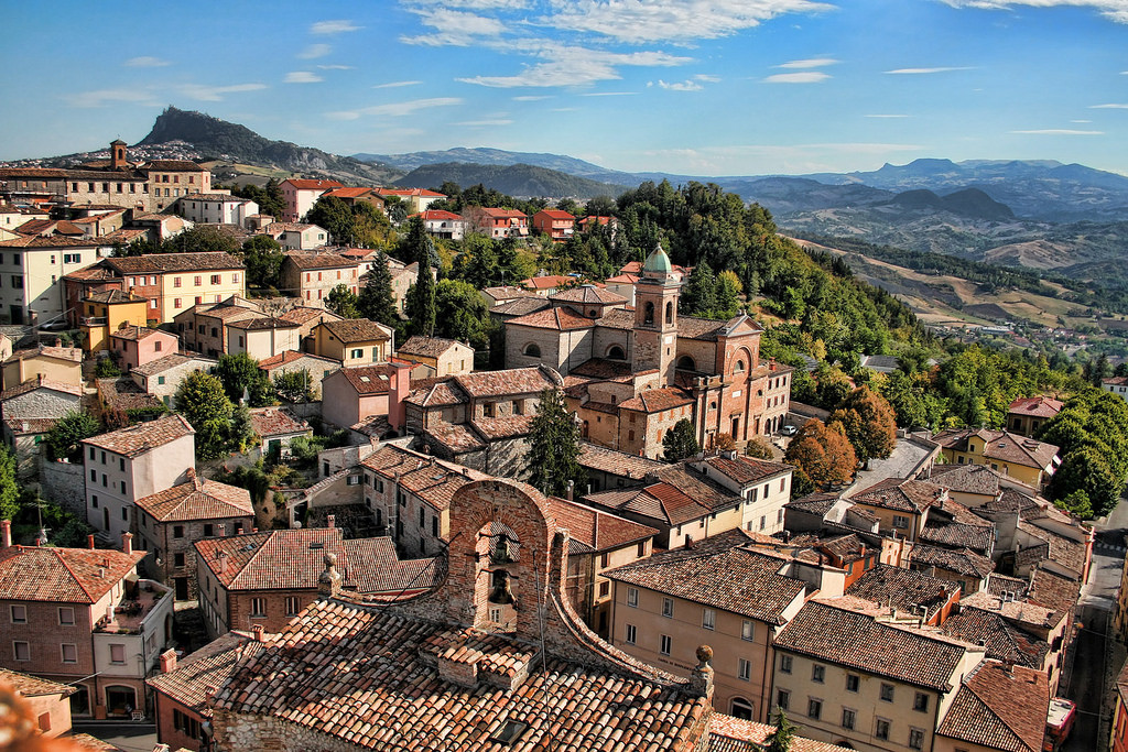 Emilia Romagna Villages