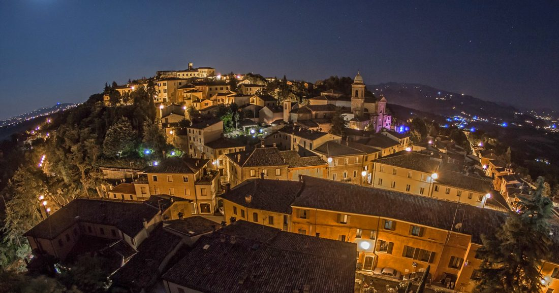 Christmas in the small villages of Emilia-Romagna
