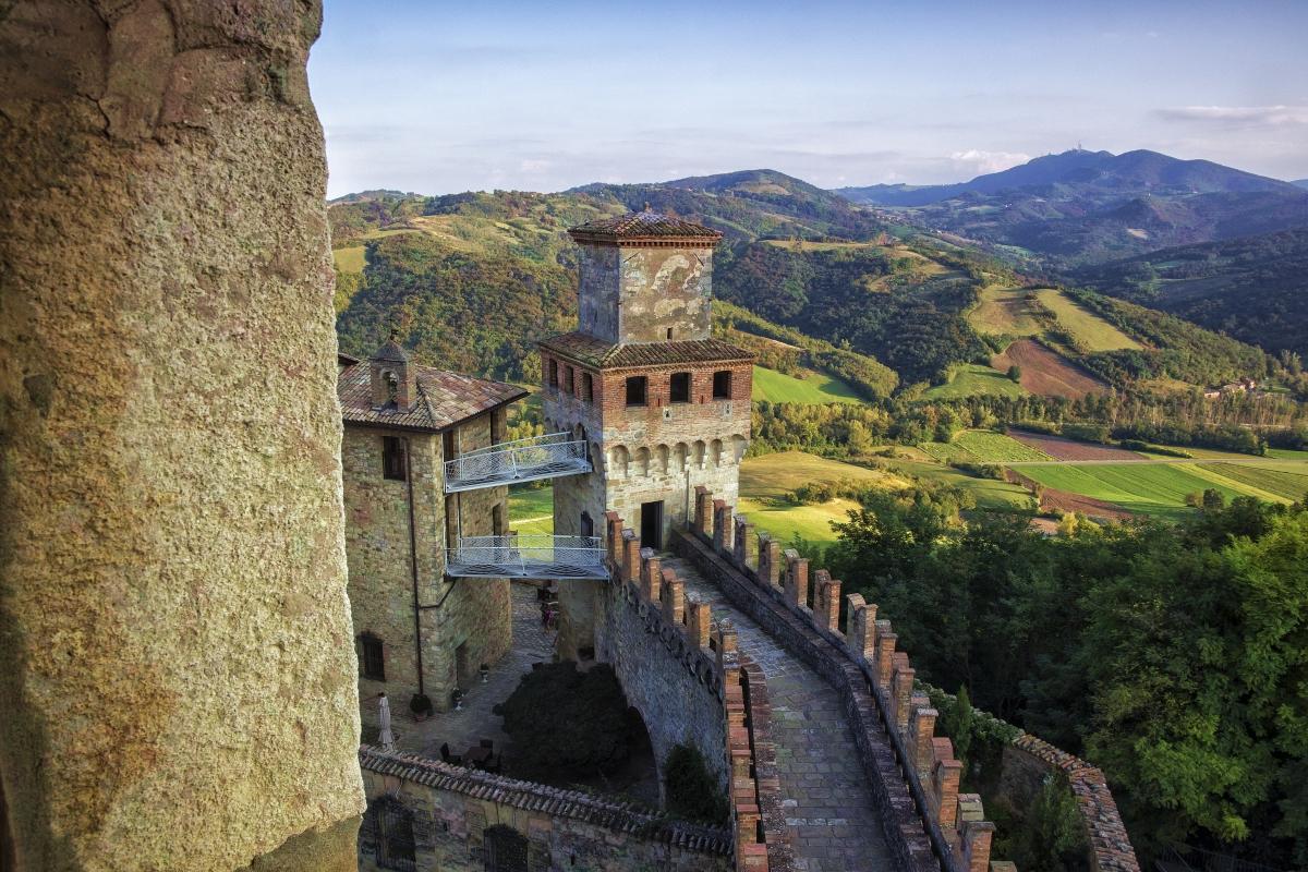 Castle of Vigoleno | Ph. Cristiano della Casa
