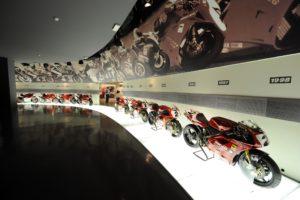 Motor Valley   Ducati Museum along the Via Emilia