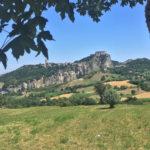 SocialTrek (Cammino di San Francesco)   La Rocca di San Leo
