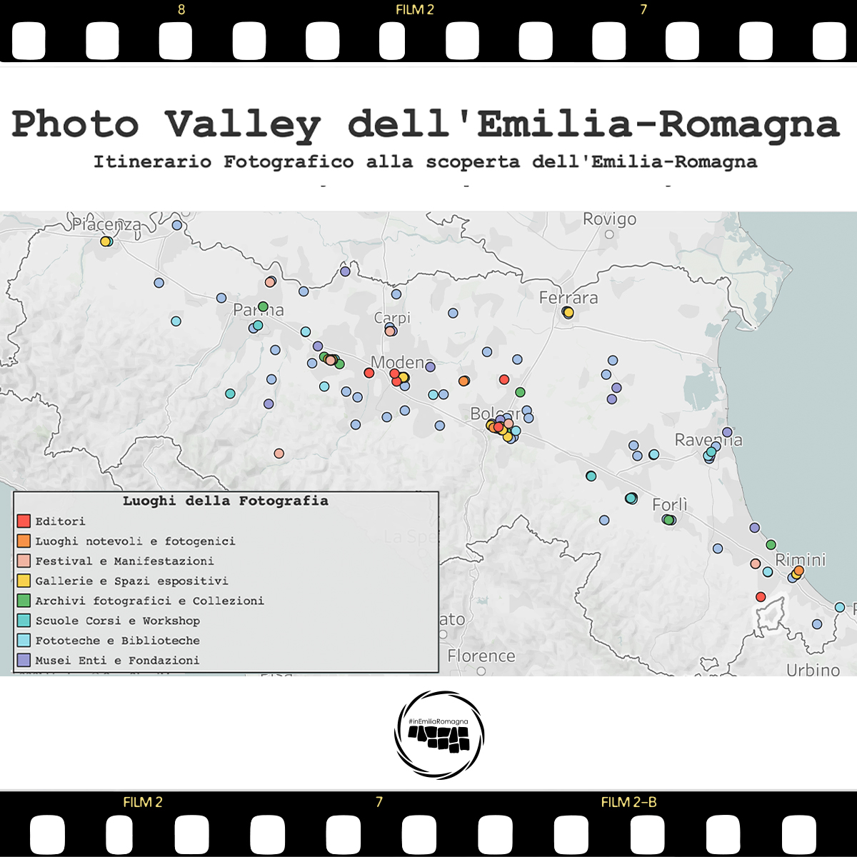 Photo Valley: the places of photography in Emilia-Romagna