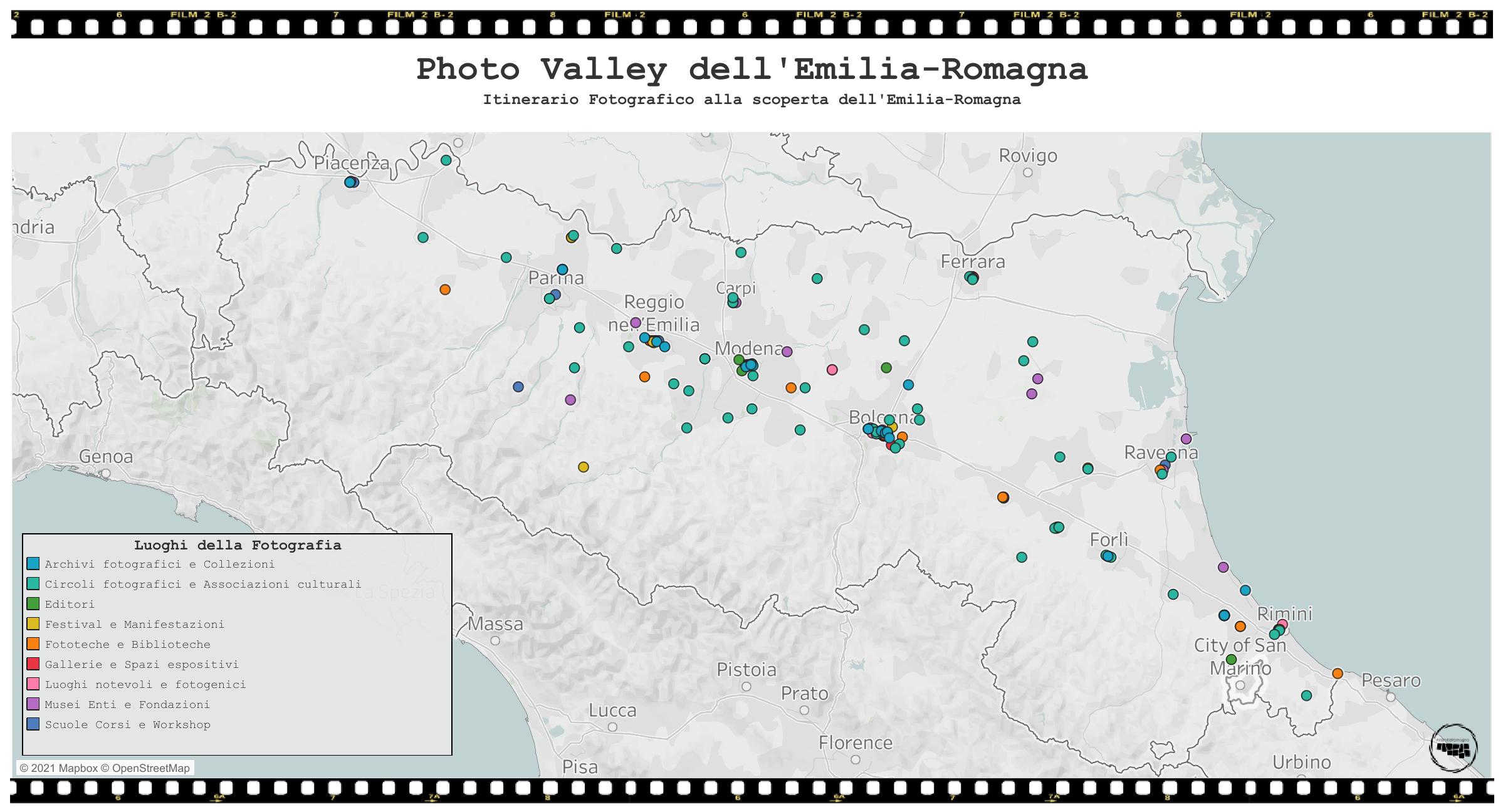 Photo Valley: i luoghi della fotografia in Emilia-Romagna