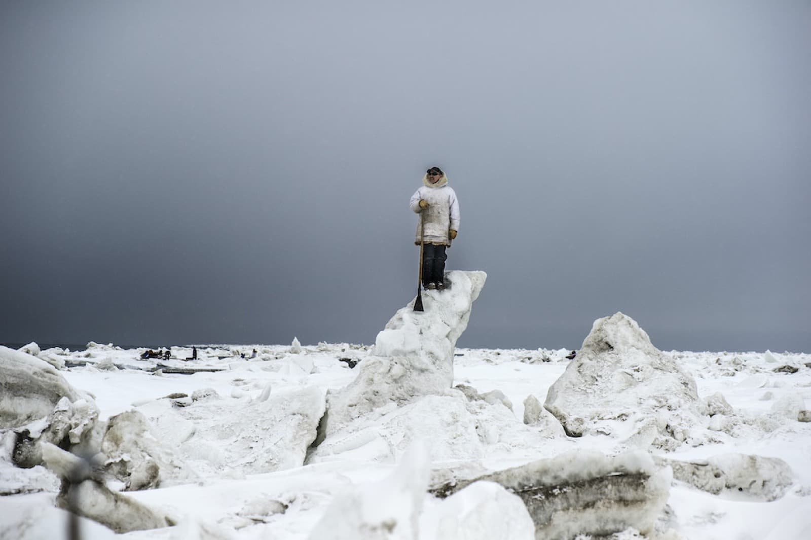 Khadir Van Lohuizen e Yuri Kozirev – Arctic New Frontier
