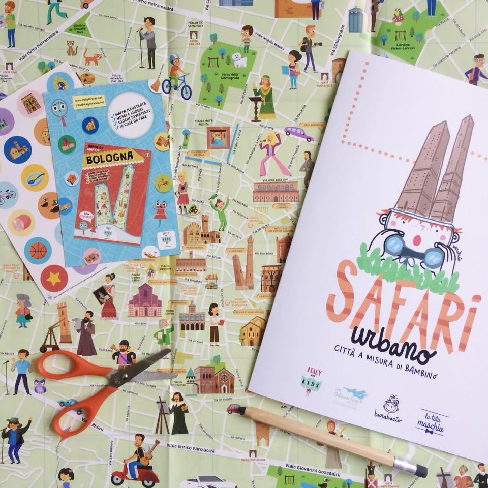 [Parlami di tER] Safari Urbano Family
