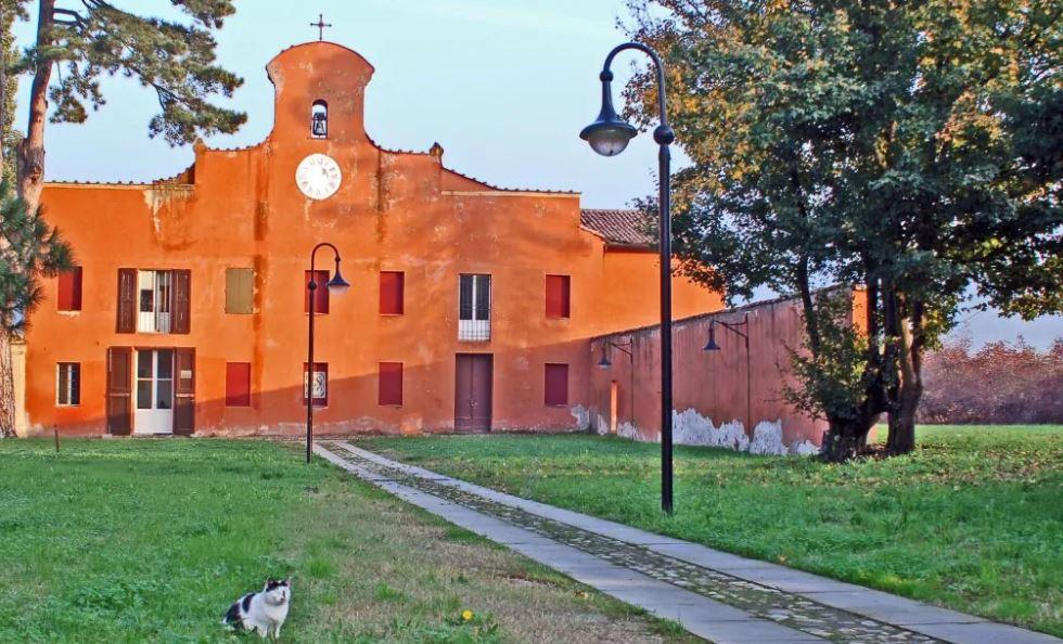 Sasso Marconi (BO, Colle Ameno, ph. emilbanca.it