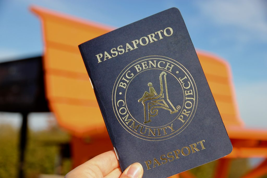 Passaporto panchine giganti, ph. travellingwithvalentica.com