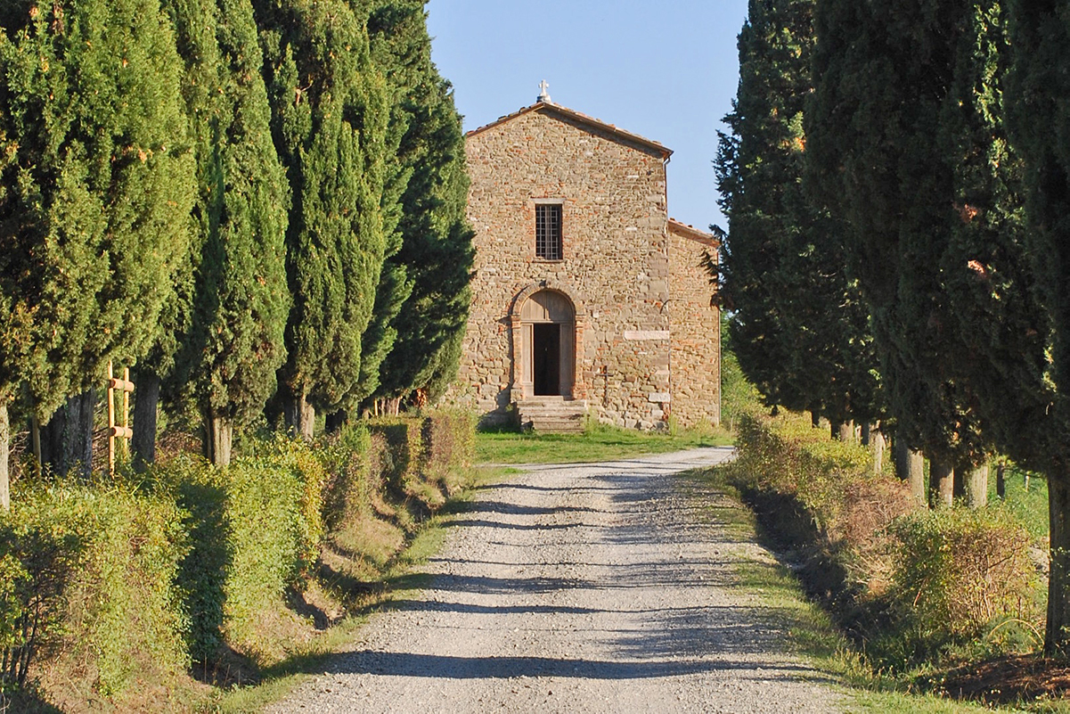 The parish church of Montesorbo in Mercato Saraceno