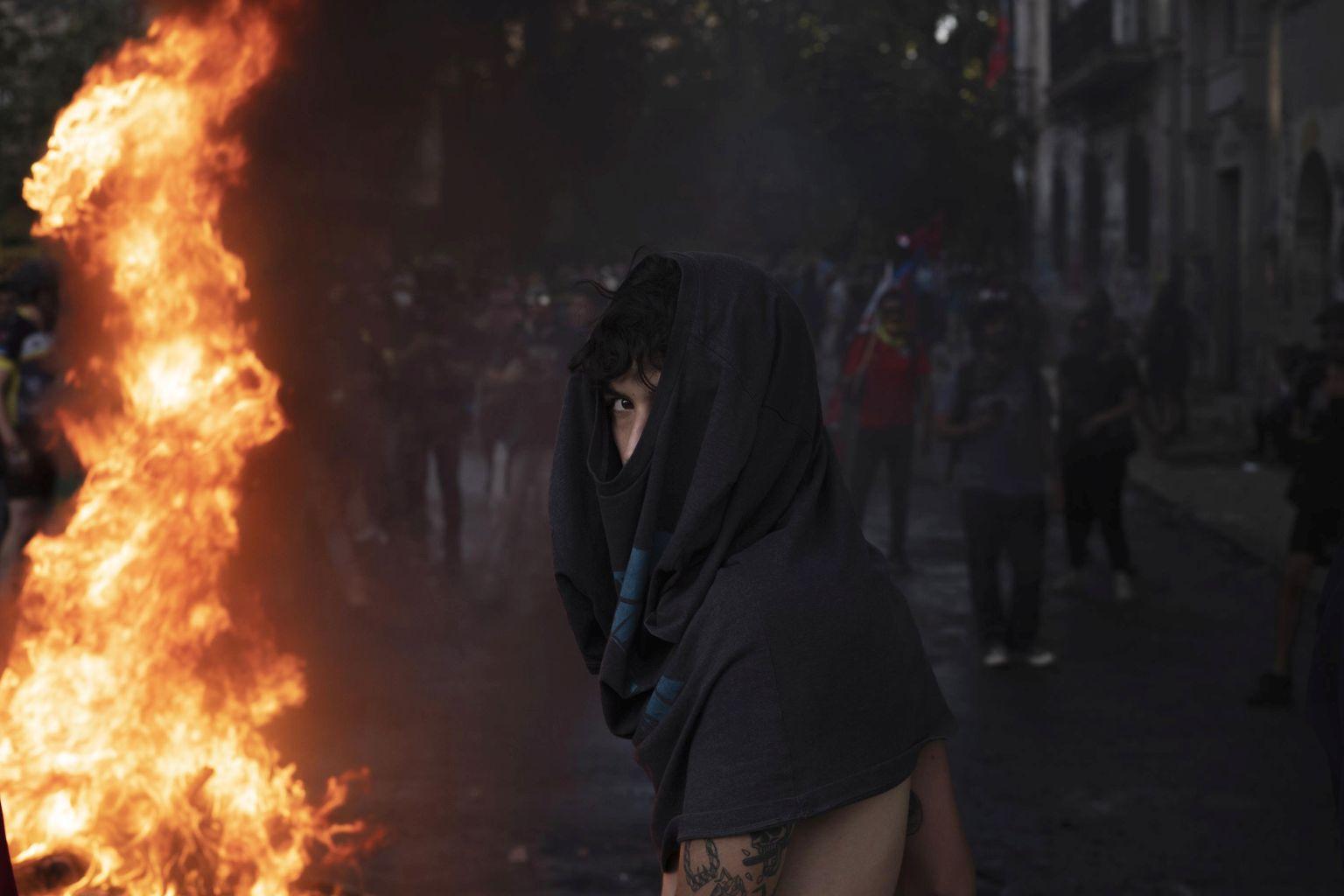 ©Alessandro Cinque, Chile Despertò