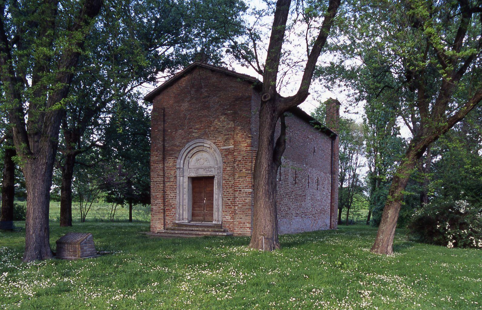 Argenta, San Giorgio, da OpenMonuments, Autore Rebeschini, fonte Comune e provincia di Ferrara, 2016