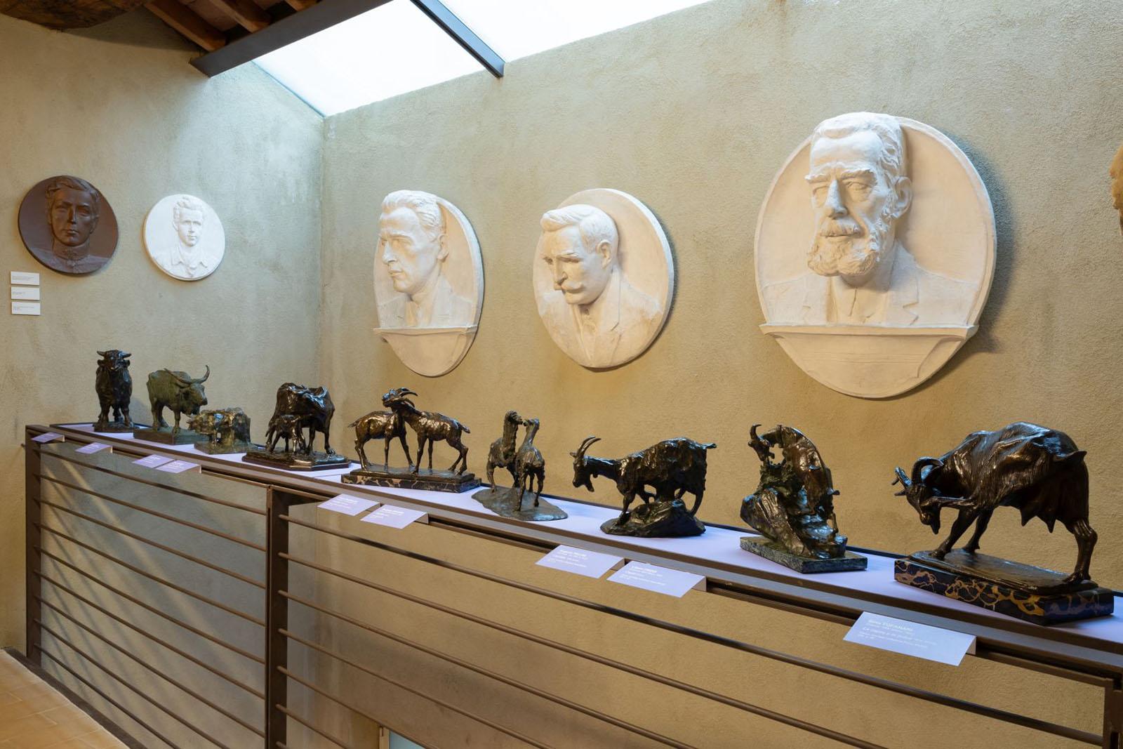 Museo Renato Brozzi, mostra Renato Brozzi e la scultura animalista italiana tra Otto e Novecento