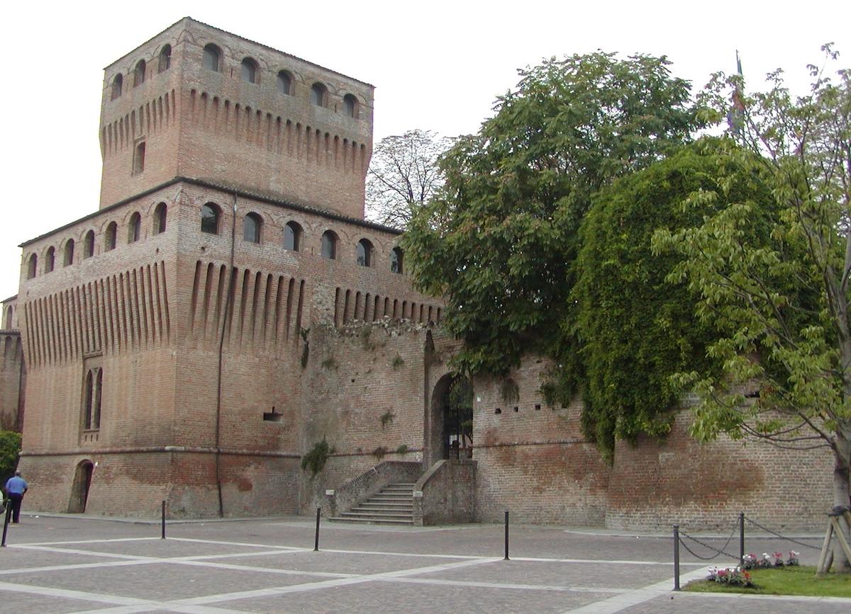 Noceto (PR), Castello, Archivio Laboratorio delle Idee