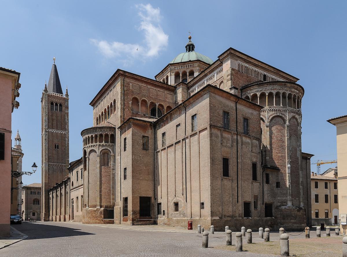 Parma, Centro storico di Parma, Archivio Laboratorio delle Idee