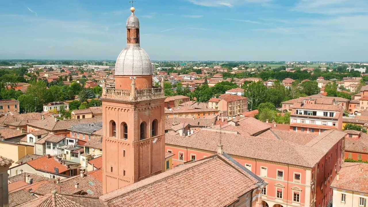 San Giovanni in Persiceto (BO), Borgorotondo, ph. GrandTour Emilbanca