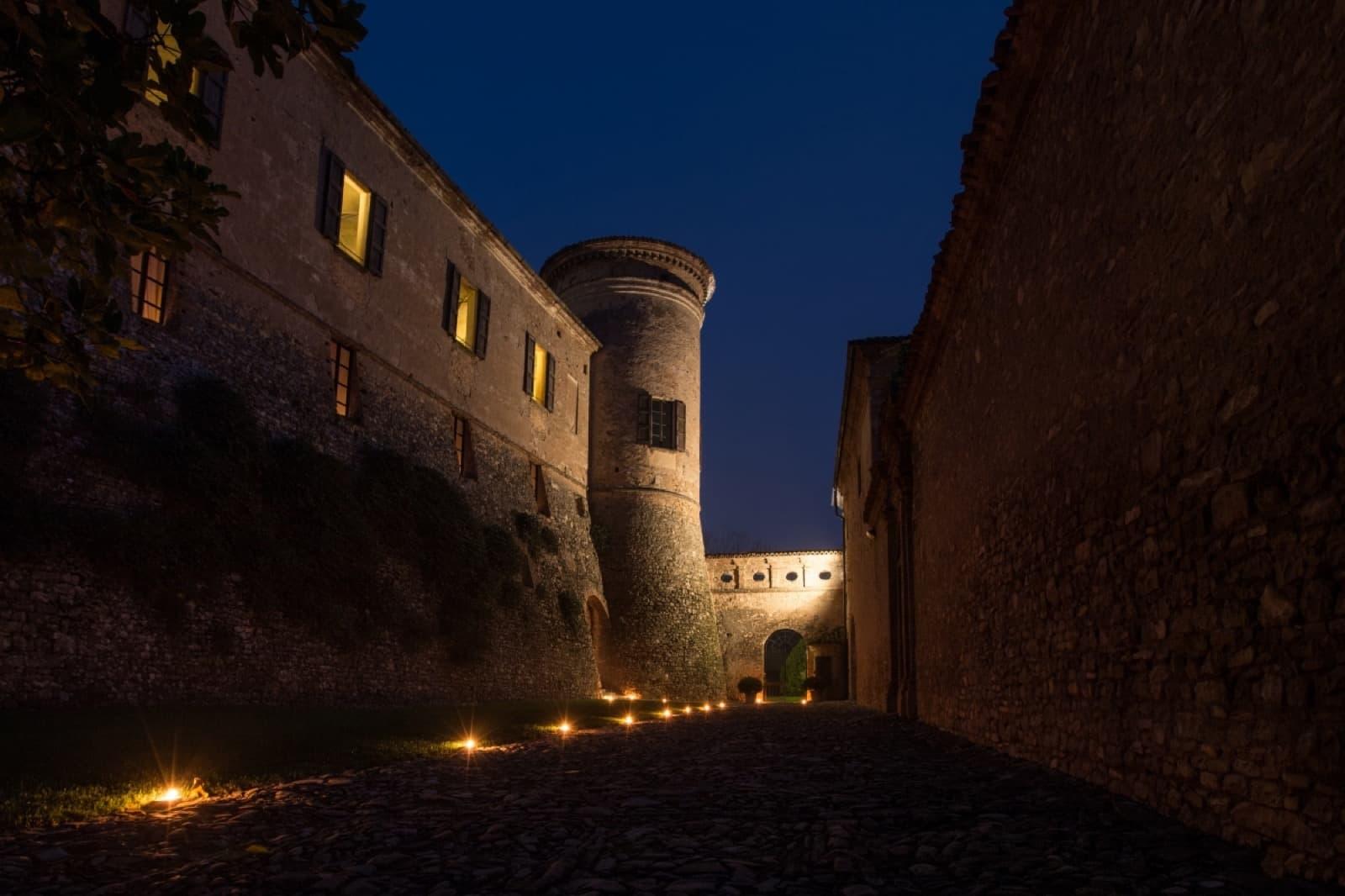 Castello di Scipione dei Marchesi Pallavicino Ph. Bocelli