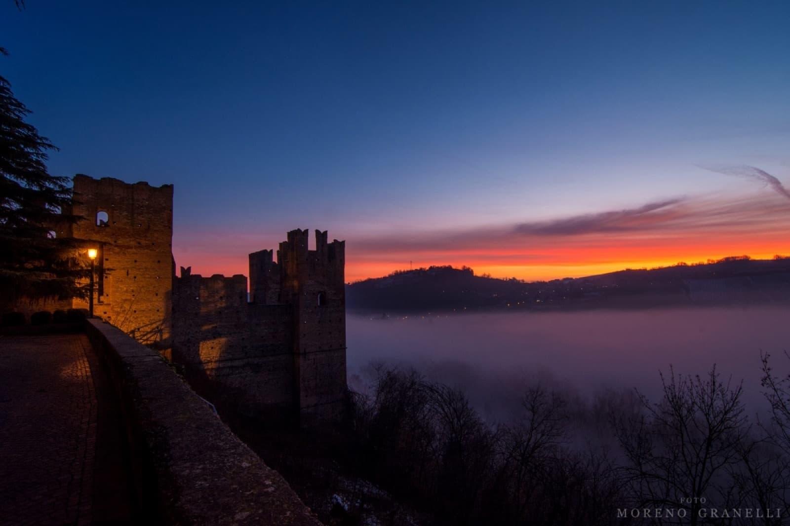 Rocca Viscontea di Castell'Arquato Ph. Moreno Granelli