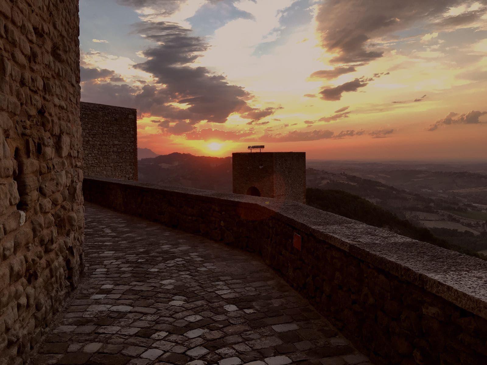 Rocca Malatestiana, Montefiore Conca, Ph. larabraga19